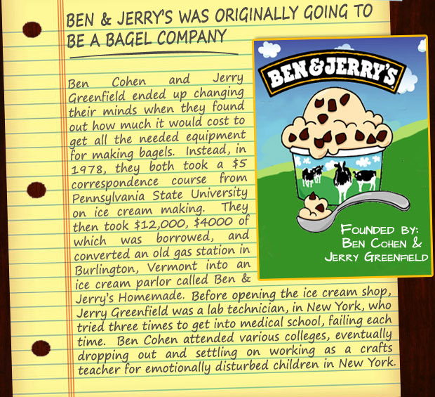 employee motivation techniques at ben jerry s In the months after ben & jerry's by unilever, ben & jerry's social mission head faces challenges and opportunities unique in the history of the company, was acquired including: how to manage the motivation of employees, whether synthetic ingredients to consumer preferences to must be met such as maintaining the company's tradition to speak on public issues, and how the company is to.